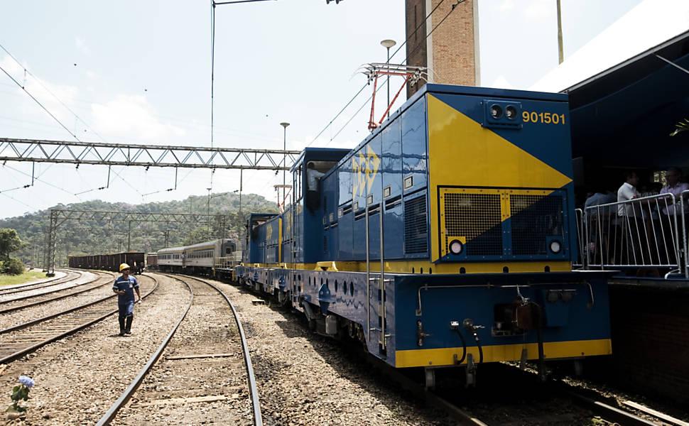 Ferrovia Paranapiacaba-Cubatão