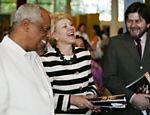 Foi Marta Suplicy quem assinou o decreto de criação do museu Afro Brasil, em seu último ano como prefeita de São Paulo, em 2004