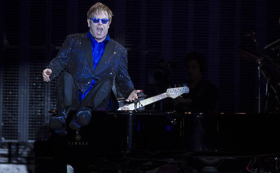 Show do Elton John em SP