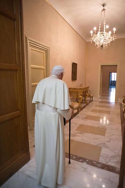 Bastidores do Vaticano
