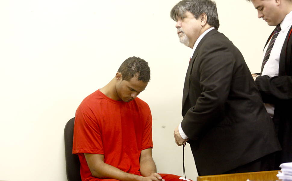 Julgamento do goleiro Bruno