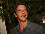 Márcio Garcia na festa de 20 anos da agência Lew'Lara\TBWA
