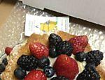 Luana Piovani escolhe bolo do casamento