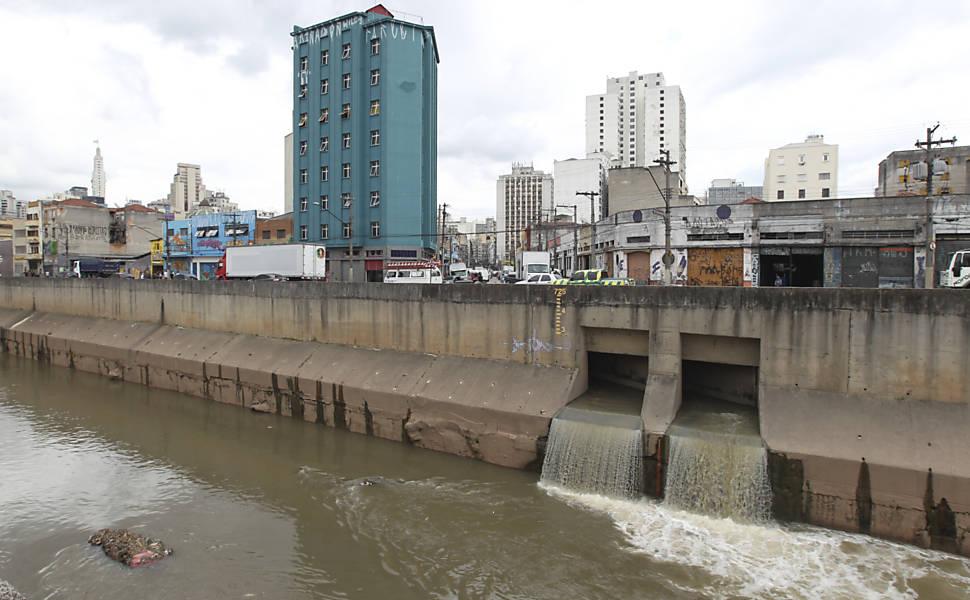 Morte e vida de um rio