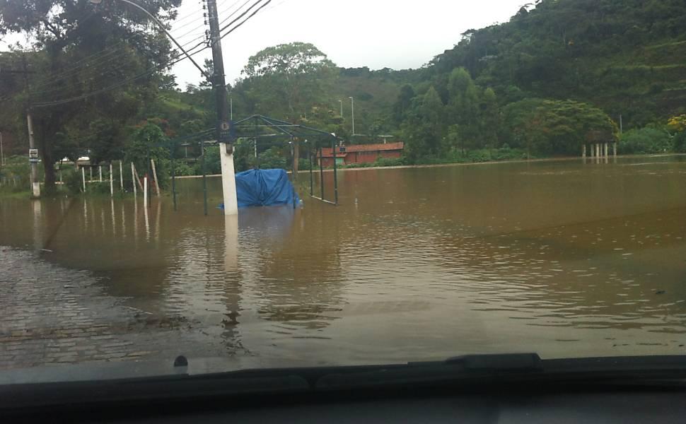 Chuvas no Rio de Janeiro
