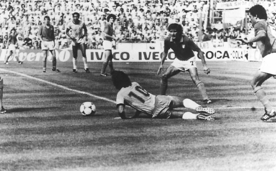 Brasil x Itália - 1982