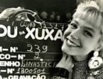 Xuxa nos bastidores do