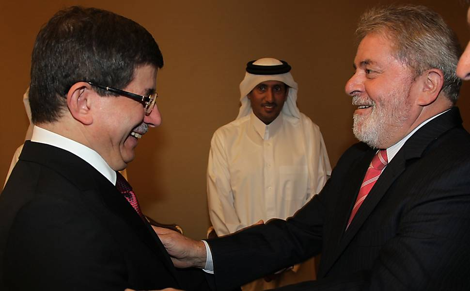 Viagens de Lula ao exterior