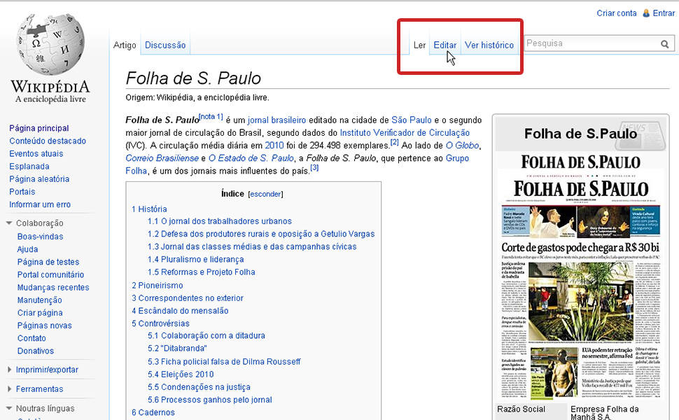 Wikipédia: um guia