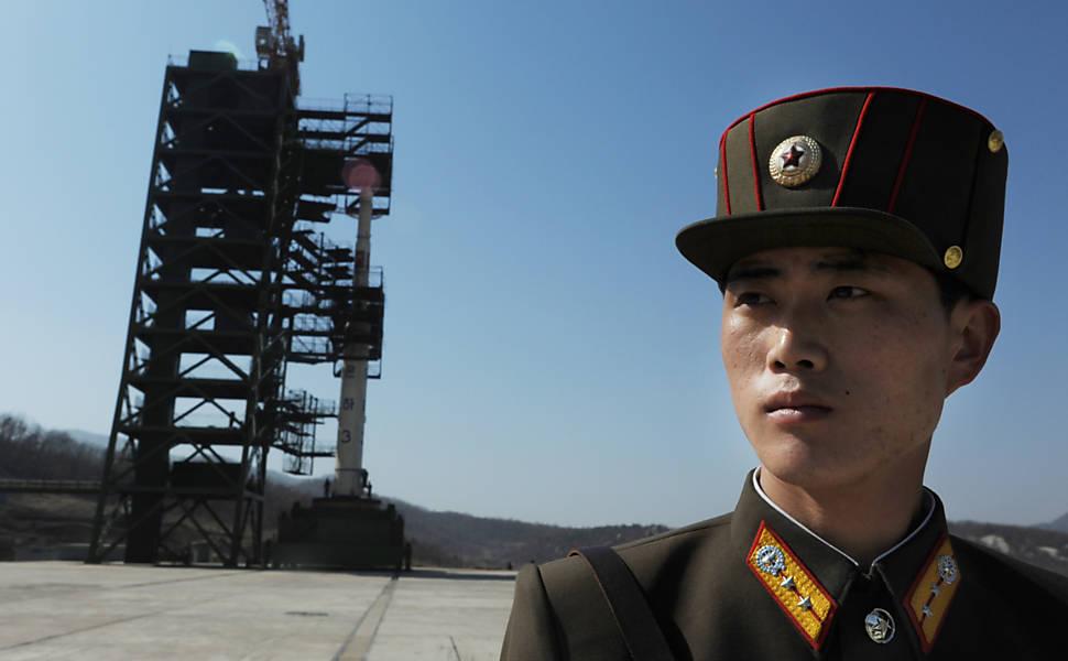 Tensão nas Coreias