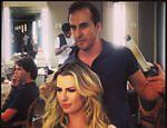 Fernanda posta foto de cabelo novo