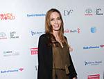 Angelina Jolie participa de evento em Nova York