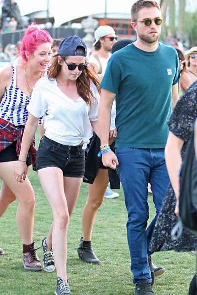 Famosos no Coachella Festival