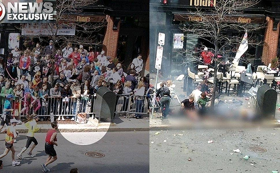 Explosões na Maratona de Boston