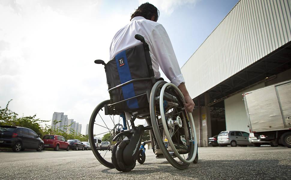 Cadeirante off-road