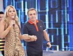 Adriane Galisteu e Gugu Liberato