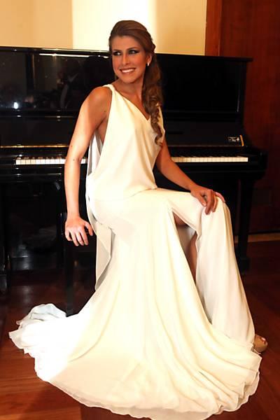 Concerto da Orquestra Bachiana com a pianista Juliana D'Agostini