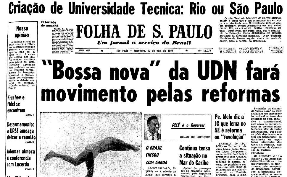 Há 50 anos - abril