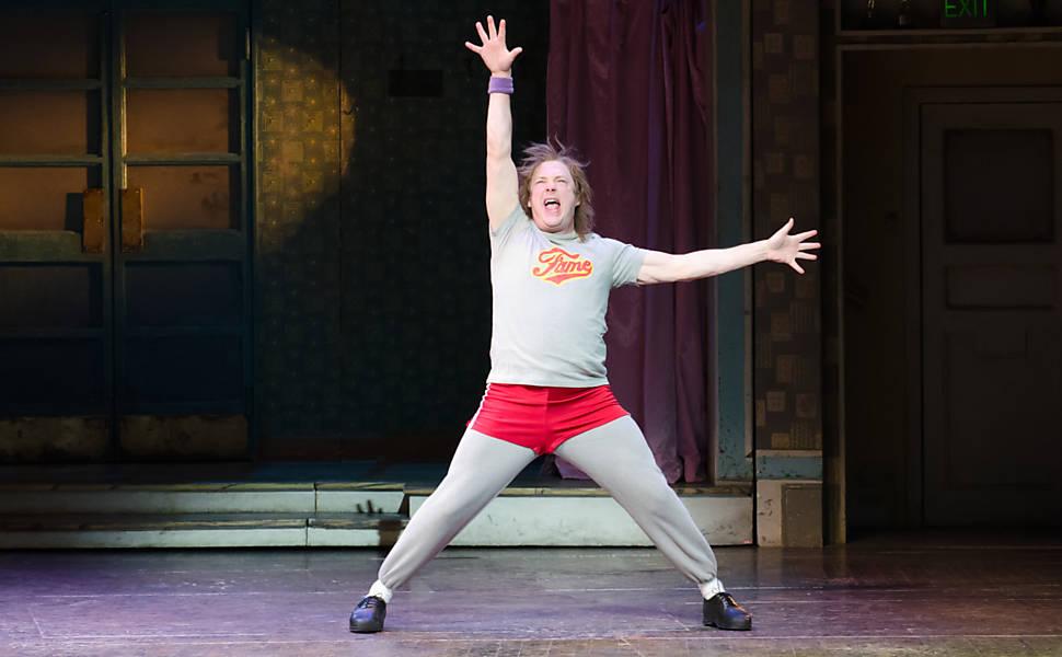 Billy Elliot, o Musical