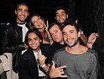 Luana Piovani e amigos