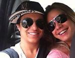 Thammy Gretchen e Nilceia Oliveira