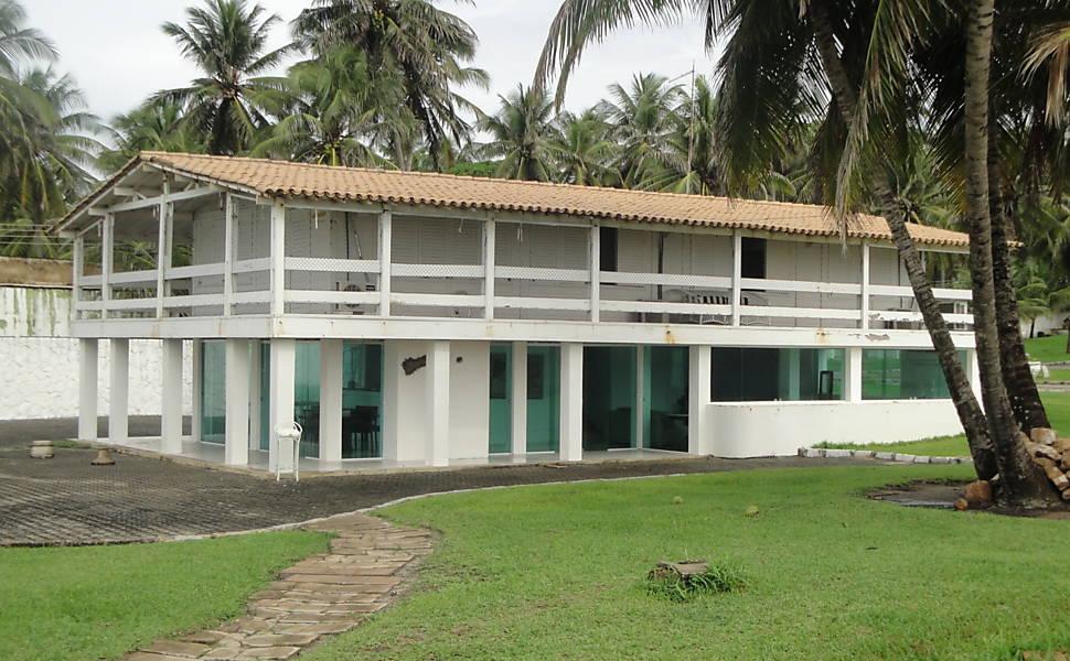 Casa de praia de PC Farias em Maceió