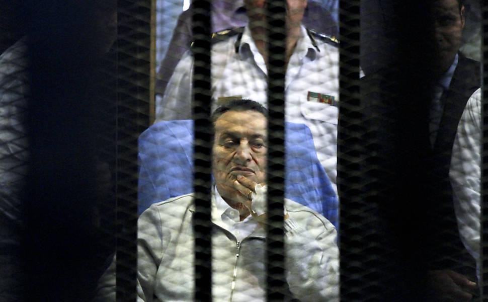 Julgamento de Hosni Mubarak