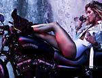 Giovanna Ewbank em ensaio para a revista