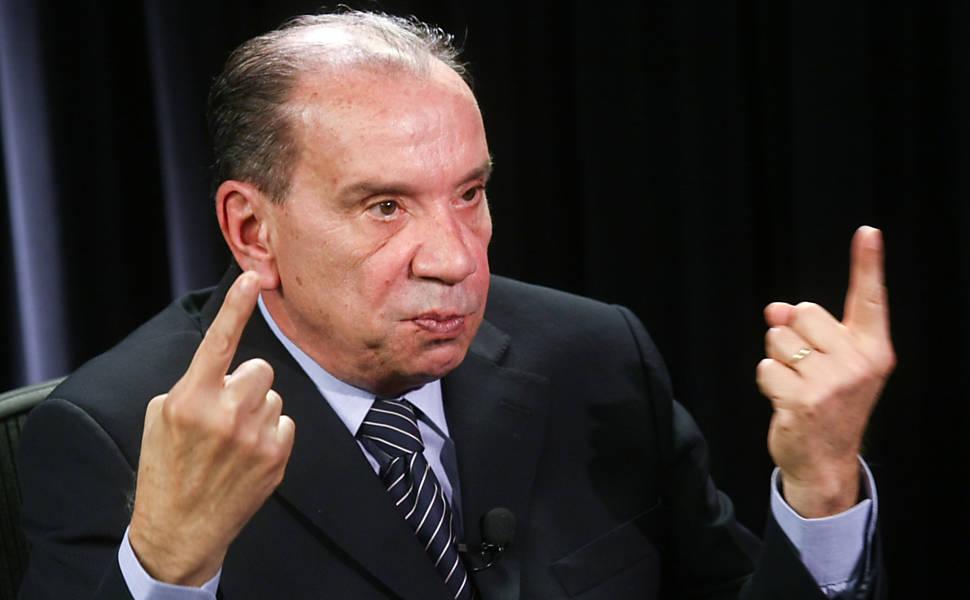 Aloysio Nunes no Poder e Pol�tica
