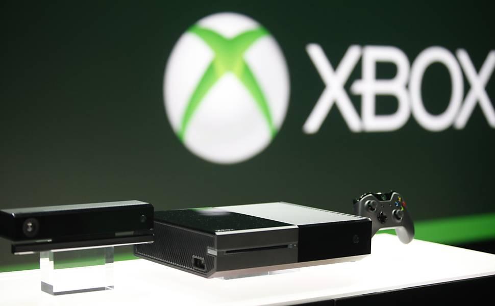 Lançamento Xbox