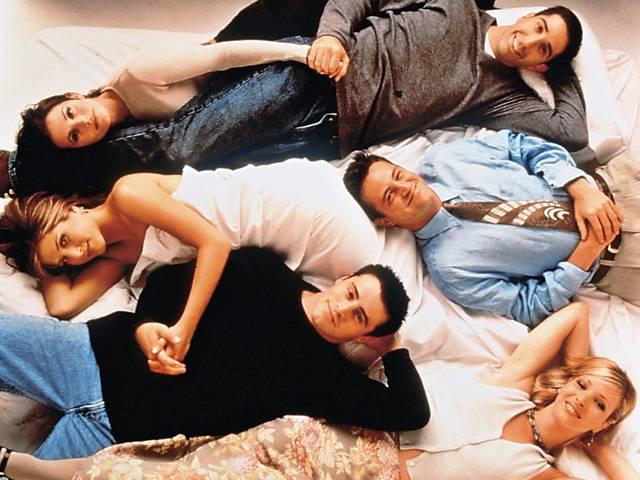 Imagens da série Friends