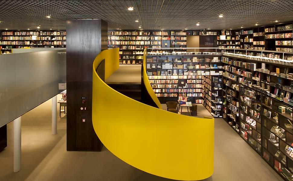 Bibliotecas, livrarias e sebos de São Paulo