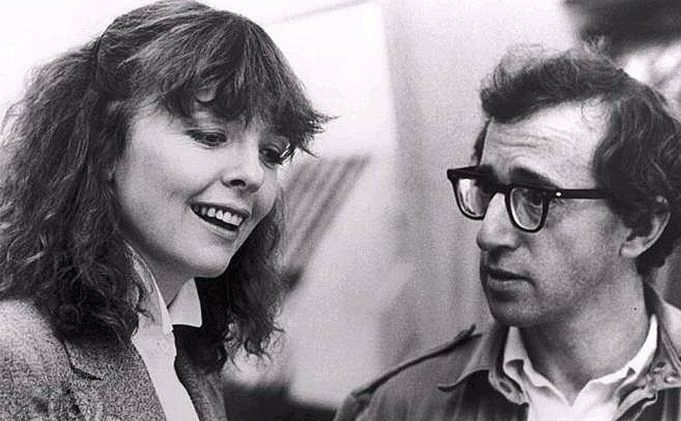 Diane Keaton e os 3 grandes amores
