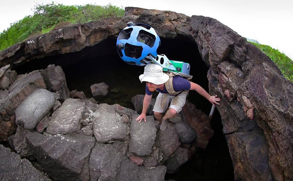 Street View de Galápagos