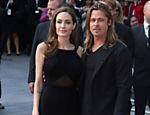 Angelina Jolie e Brad Pitt chegam para a pré-estreia mundial do filme