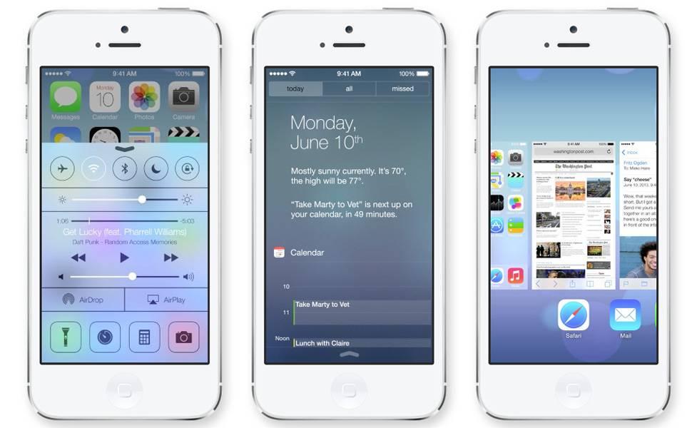 Apple - Conheça o iOS 7
