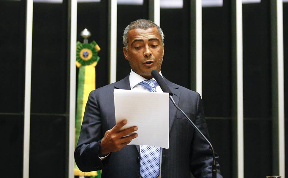 Romário - veja imagens do ex-jogador