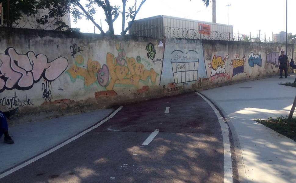 Obras no Maracanã