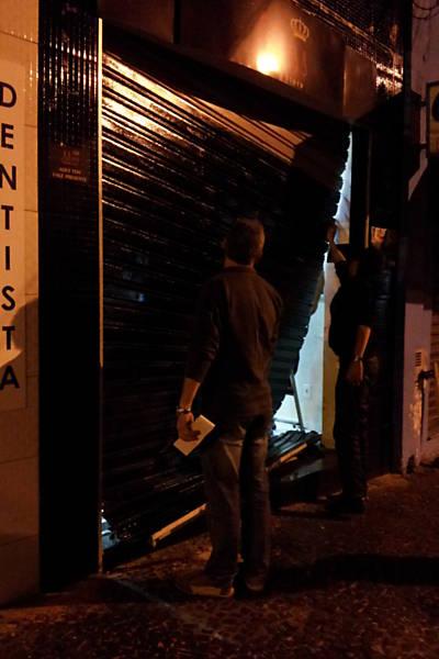 Vandalismo em Campinas
