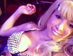 Mc Anitta, brinca no Instagram que se transformou em Talita, durante gravação de seu novo clipe