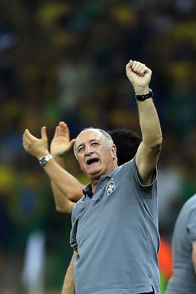 Brasil campeão da Copa das Confederações