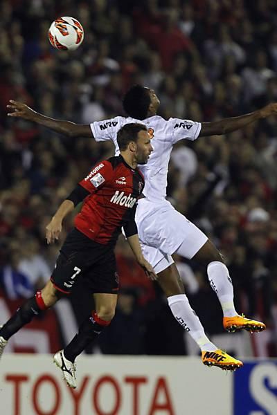 Newell's Old Boys x Atlético-MG