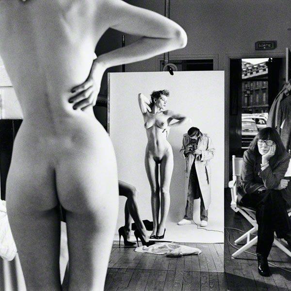 As mulheres de Helmut Newton