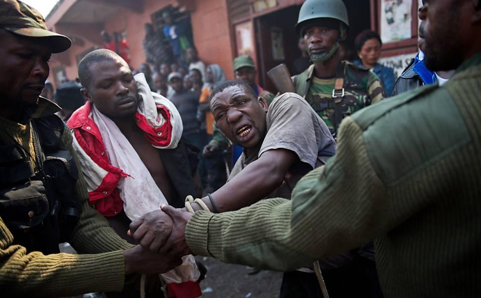 Conflito no Congo