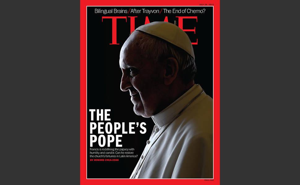"""""""Endiabrados"""" da revista """"Time"""""""