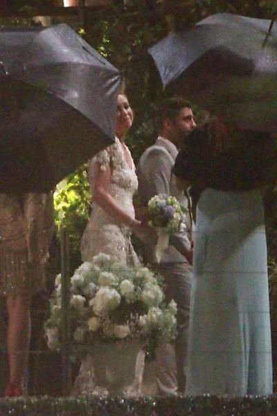 Casamento de Luana Piovani e Pedro Scooby