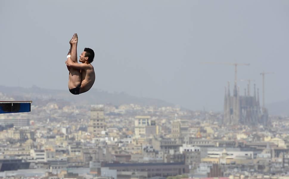 Mundial de esportes aquáticos