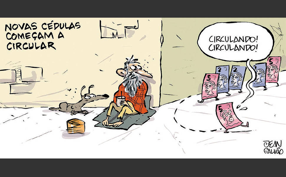 Charges - Julho