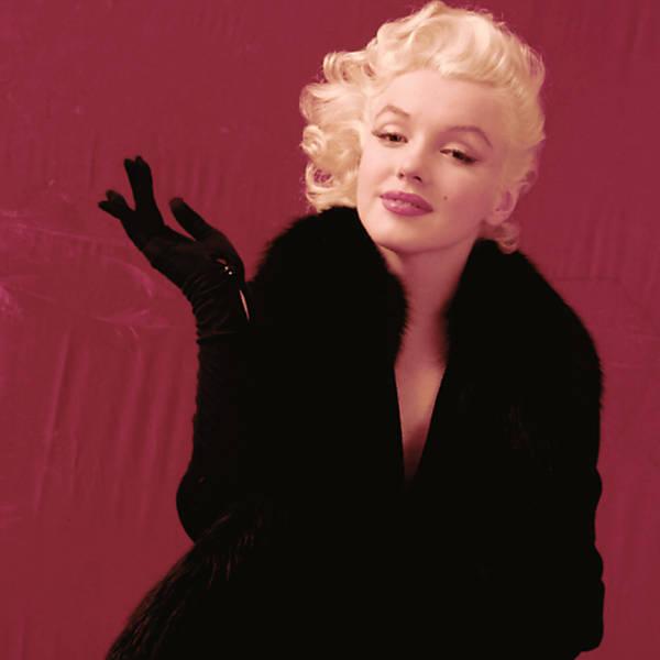 Marylin Monroe fotografada por Milton Greene