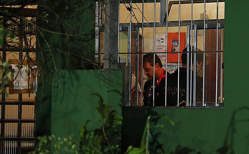 Família de PMs é assassinada em SP